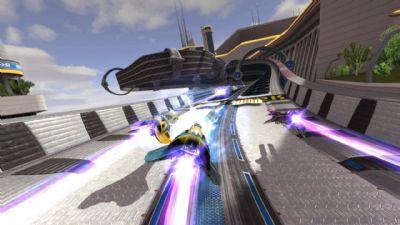 Eerste 3D-games visueel minder aantrekkelijk