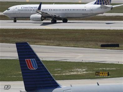 Goedkope brandstof helpt United Airlines (Foto: Novum)