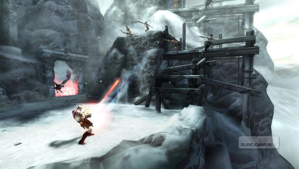 God of War: Shadow of Sparta