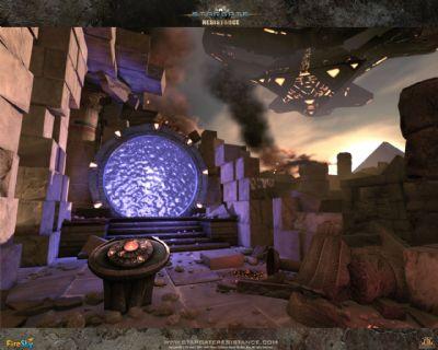 'Stargate Resistance' opgepikt door Dark Comet
