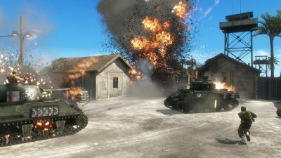 'Battlefield 1943' meest populaire downloadgame