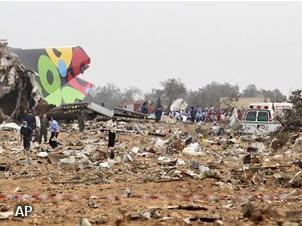 Zeventig Nederlanders dood bij crash Libië