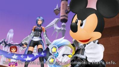 'Kingdom Hearts' op 10 september voor PSP