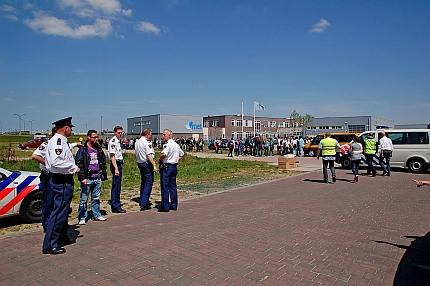 School Waalwijk ontruimd