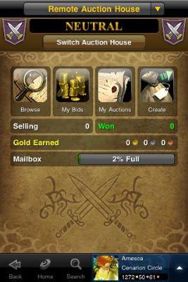 Warcraft iPhone-app kost maandelijks geld