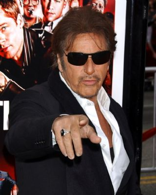Scorsese wil Pacino als Sinatra