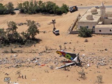 Eerste slachtoffers Tripoli geïdentificeerd