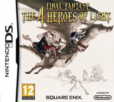 Nieuwe 'Final Fantasy' onthuld voor Nintendo DS