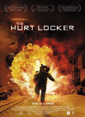 Makers 'The Hurt Locker' maken jacht op downloaders
