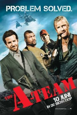Mr. T klaagt over seks en geweld in film 'A-Team'