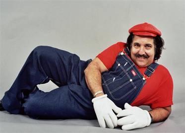 Mario look-a-like