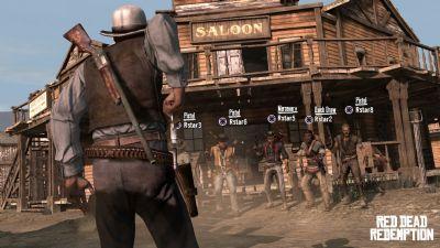 'Red Dead Redemption' een grote hit