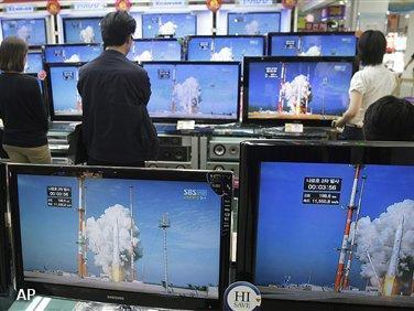 Lancering Zuid-Koreaanse satelliet mislukt