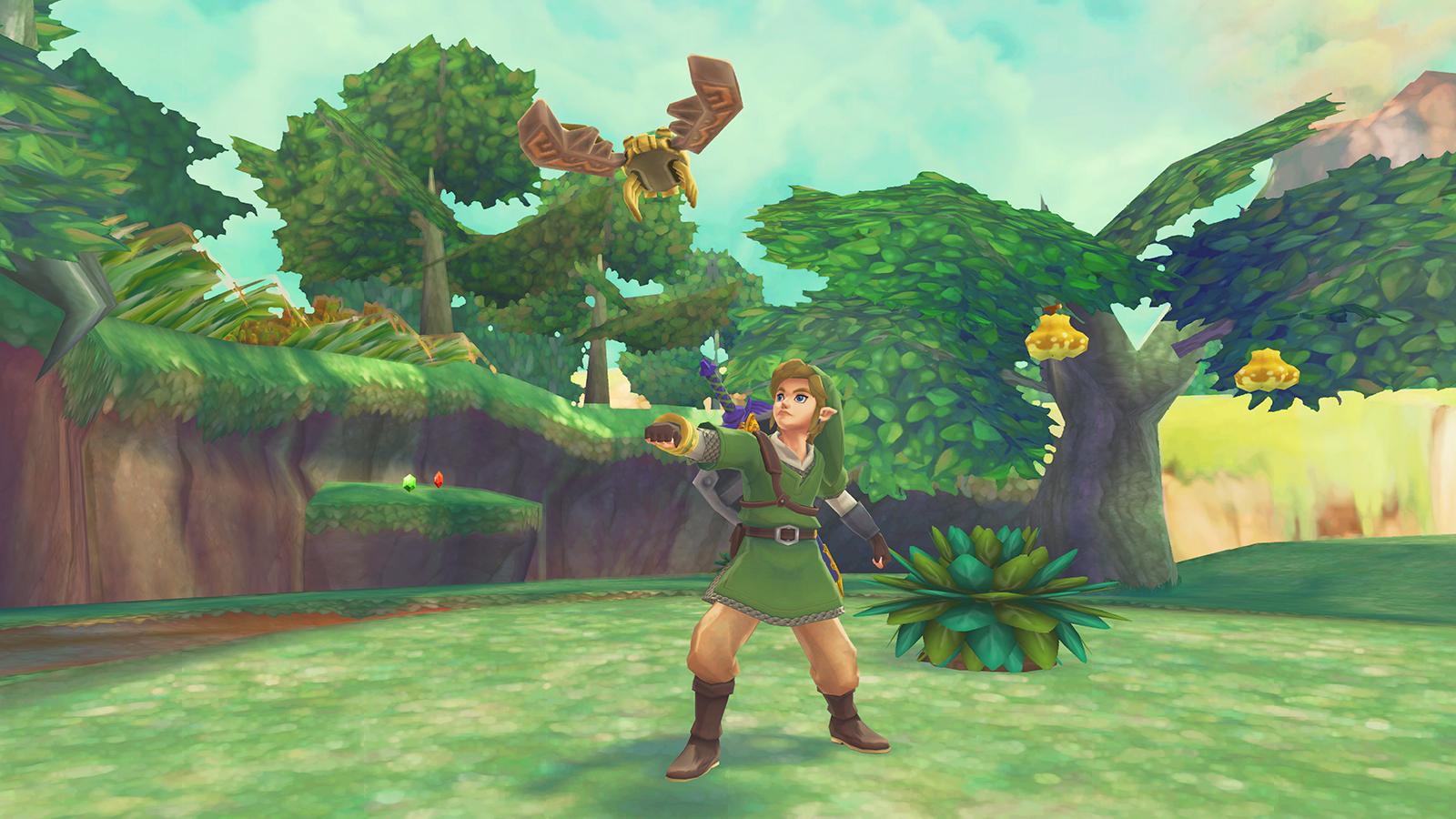 Link en nieuw dier