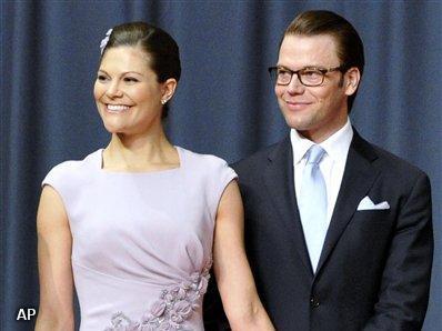 Stockholm maakt zich op voor koninklijke bruiloft