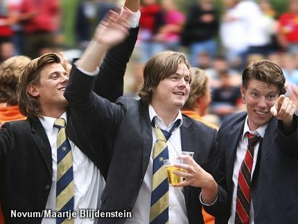 'Groningers willen studentenstop'