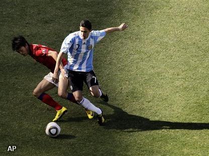 Real Madrid versterkt zich met Di Maria