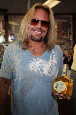 Mötley Crüe-zanger Vince Neil gearresteerd