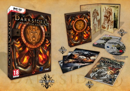 Darksiders Hell Book Edition