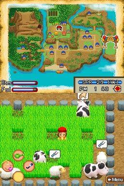 Makers 'Harvest Moon' blij met Nintendo 3DS