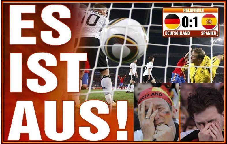 opblaaspop Schade Deutschland, alles ist vorbei