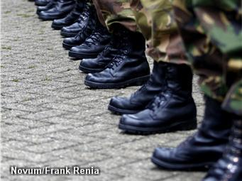 Defensie trekt geld uit voor aangepaste schoenen