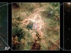 Astronomen ontdekken zwaarste ster ooit