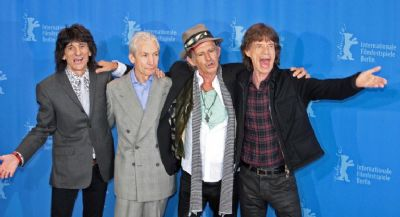 The Rolling Stones (Foto: Novum)