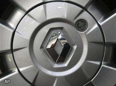 'Handrem Renault Scénic II kan spontaan aantrekken'