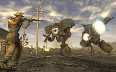 Beroemde stemmen in 'Fallout'