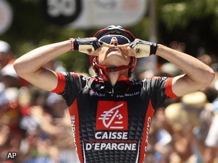 Wielerploeg Caisse d'Epargne gered