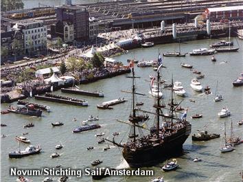Minder bezoekers verwacht bij Sail