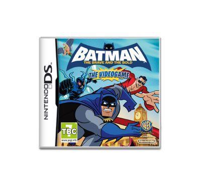 Batman verbindt Nintendo DS met Wii