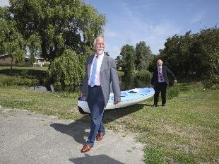 Enige wethouder Trots op Nederland stapt op