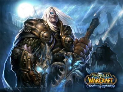 China maakt zich op voor Wrath of the Lich King