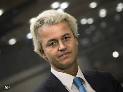 Wilders noemt CDA-voorzitter 'enorme zeurpiet'