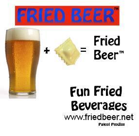 Fried Beer