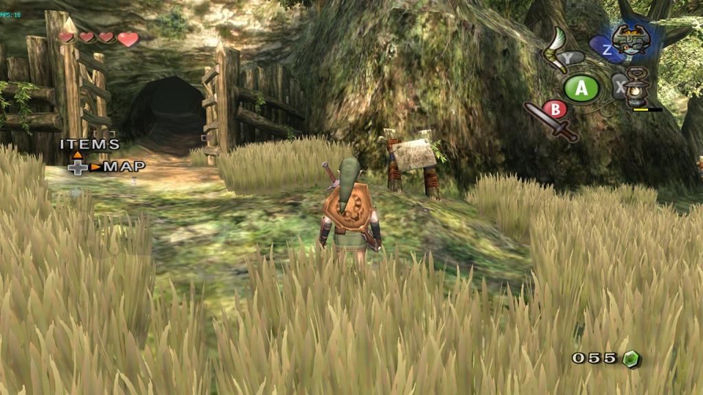 Zelda HD