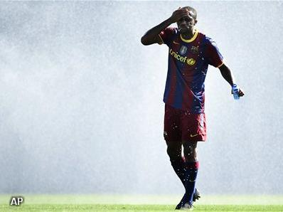 Seydou Keita verlengt bij Barcelona