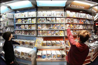 Nederlandse gamemarkt krimpt voor het eerst
