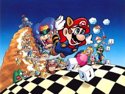 Super Mario All-Stars naar de Nintendo Wii