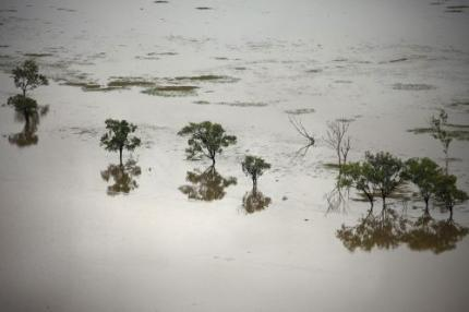 Regenval blijft Queensland teisteren