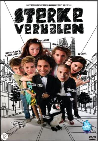 Sterke Verhalen dvd cover