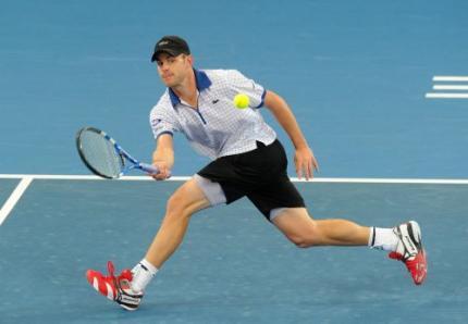 Roddick slaat 54 aces voor Queensland
