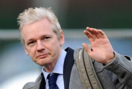 Assange vreest doodstraf in VS