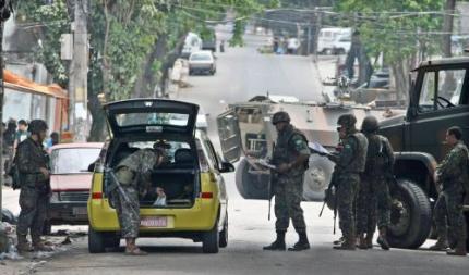 Bloedbad door drugsoorlog Brazilië