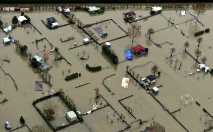 Wateroverlast Brabant houdt langer aan