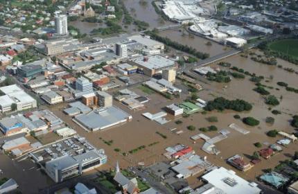 Watersnood Australië breidt zich uit