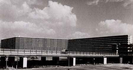 Flat Kleiburg (foto: Stadsarchief gemeente Amsterdam)