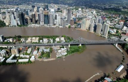 Eerste dode in Brisbane